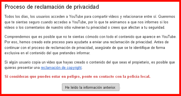 03 Menores en YouTube