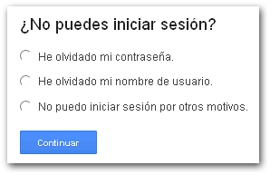 Gmail Problemas Iniciar Sesion